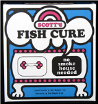 Scott's Fish Cure with Liquid Smoke case of 12
